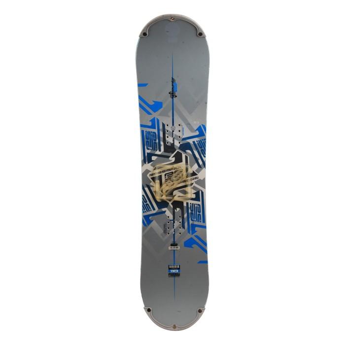 Snowboard Anlass Junior Rossignol Beschleuniger qmp - Befestigung