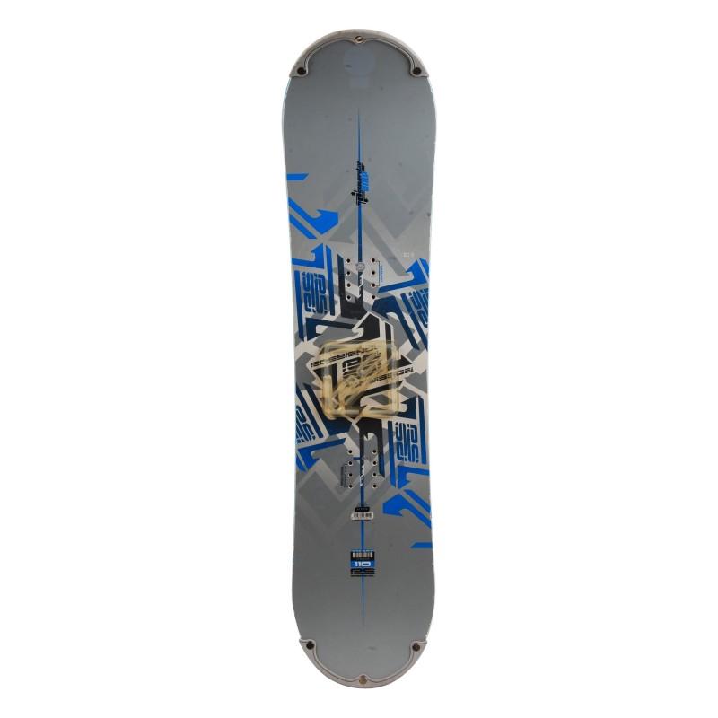 Snowboard occasion junior Rossignol accelerator qmp Qualité A + fixation