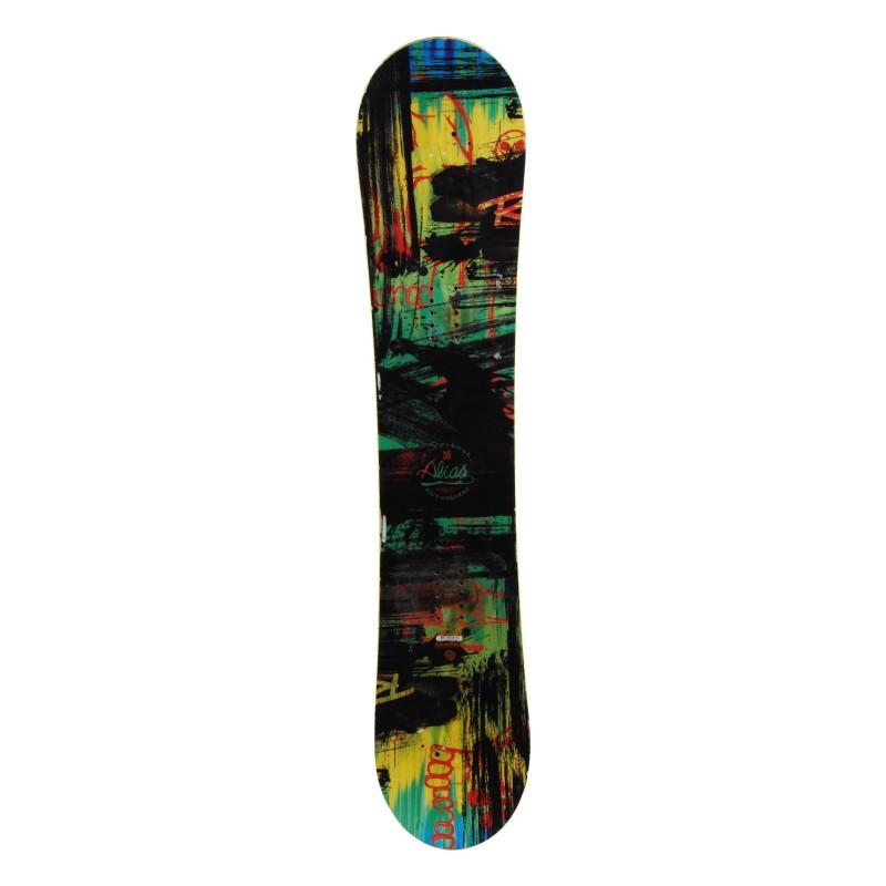 Snowboard occasion junior Rossignol alias Qualité B + fixation