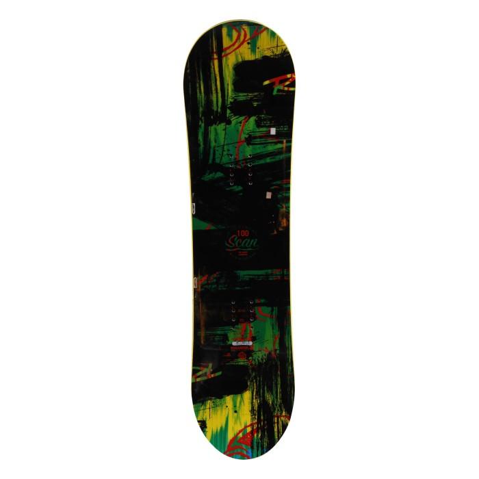 Snowboard Anlass Junior Rossignol Scan - Befestigung