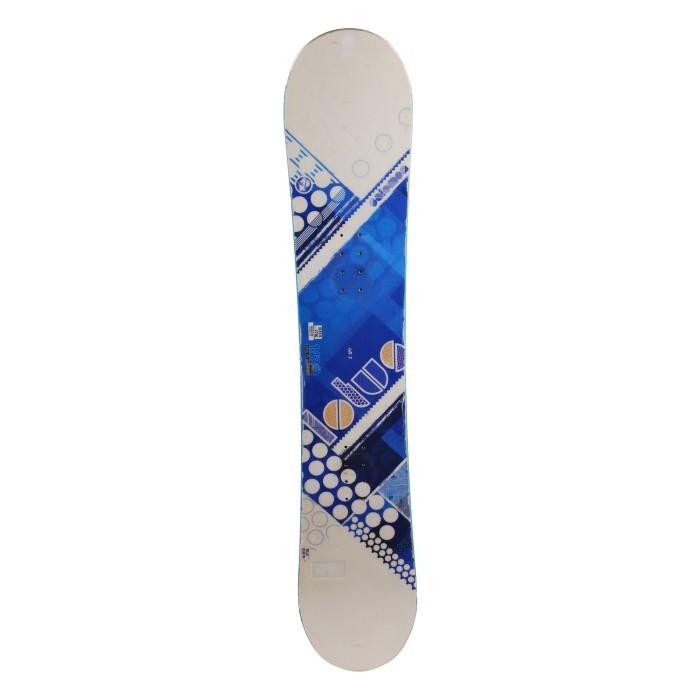 Snowboard occasion Salomon Lotus RTL + fixation coque