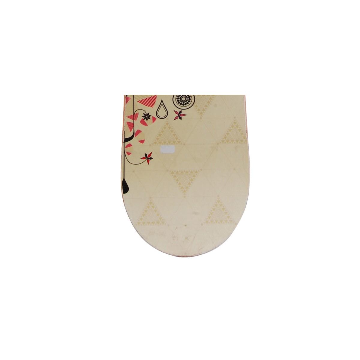 Snowboard-occasion-Salomon-Lotus-fixations-coques miniature 5