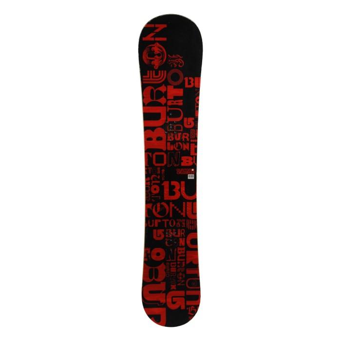 Snowboard occasion Burton cruzer + fixation coque