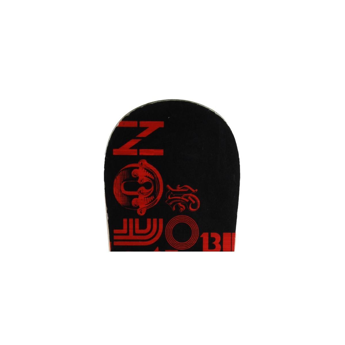 Snowboard-occasion-Burton-cruzer-fixation-coque miniature 3