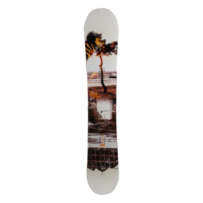 Snowboard occasion Nitro Double exposure 1er choix + fixation