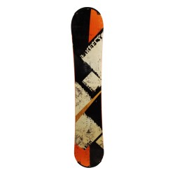 Snowboard occasion Firefly mental + fixation