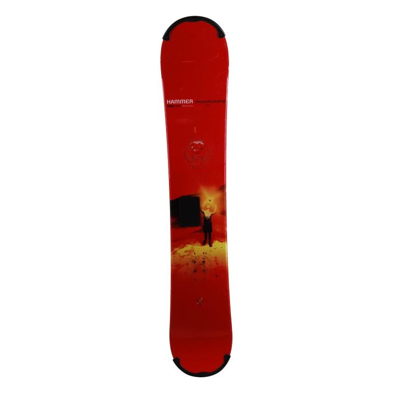Gebrauchte Snowboard Hammer Motion Serie + Bindung
