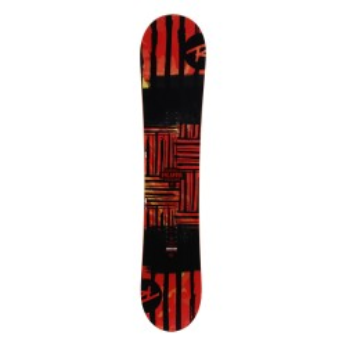 Snowboard occasion junior Rossignol Alias red - fixing