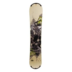 Used Snowboard Firefly fidelity riders + hull mount