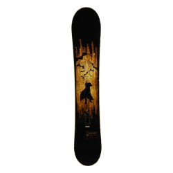 Snowboard occasion Hammer PSM Serie 2e choix + fixation