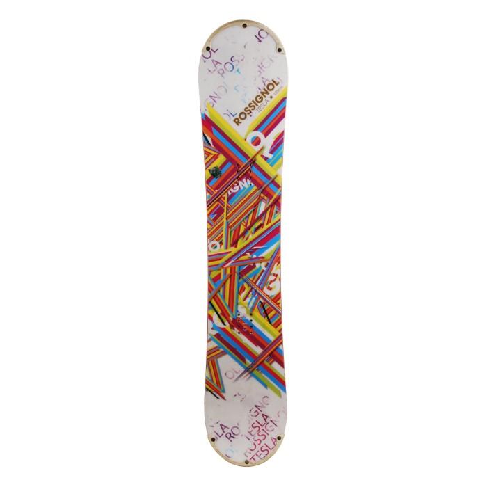 Snowboard Anlass Rossignol tesla - Befestigung