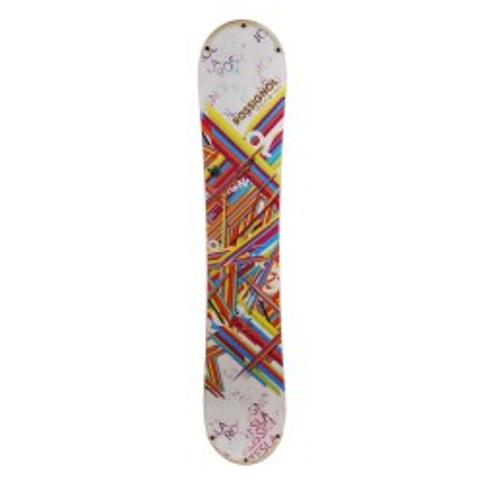 Snowboard occasion Rossignol tesla + fixation