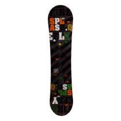Used Snowboard Firefly mental + fixation