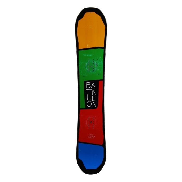 Used Bataleon Goliath snowboard + hull mount