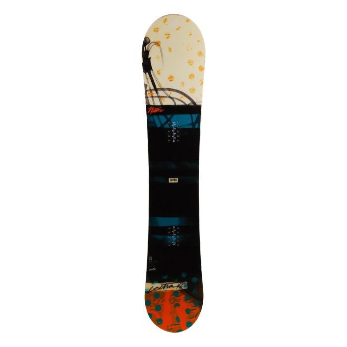 Snowboard occasion Nitro lectra Bright 1er choix + fixation