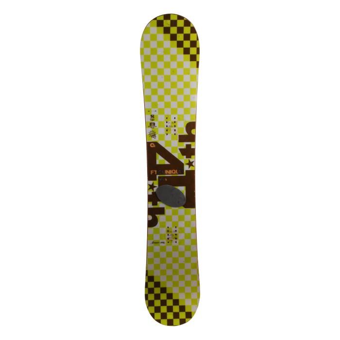 Snowboard occasion Fanatic Unique 4th 1er choix  + fixation