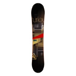 Snowboard occasion Firefly furious + fixation