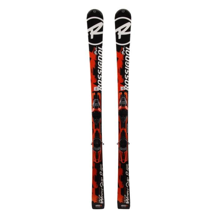 Ski Rossignol 9 GS WC Ti occasion - fijaciones