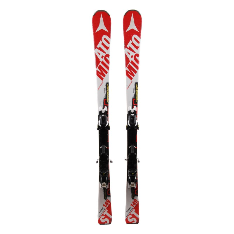 Ski Atomic Redster ST occasion Qualité A + fixations
