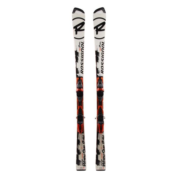 Ski Rossignol Radical 9 SL World Cup ocasión de gran tamaño - Fijaciones