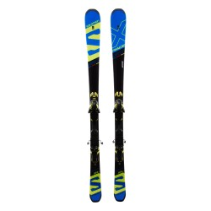 Ski Salomon X Rennen SC SL Anlass - Bindungen