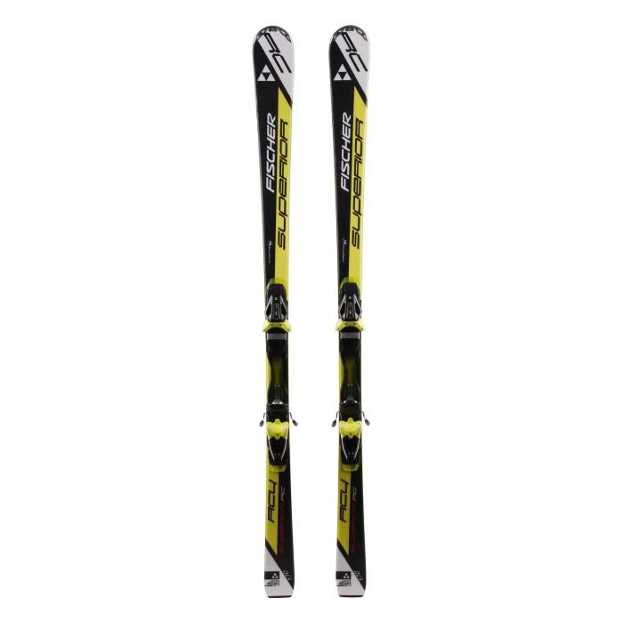 Ski Fischer RC 4 Superior RC gebraucht - Bindungen
