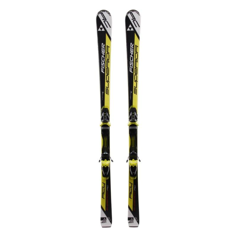 Ski Fischer Superior RC 4 + Skibindungen