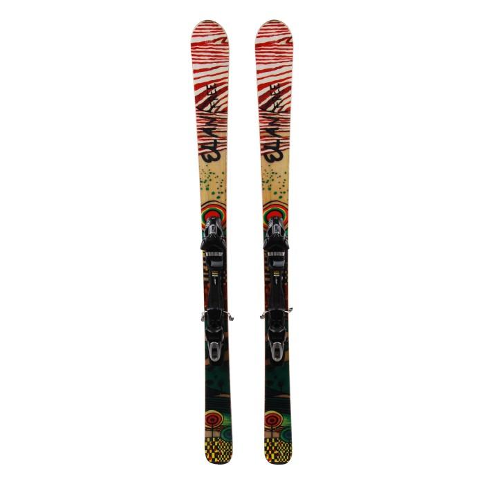 Ocasión de esquí Elan Free - fijaciones