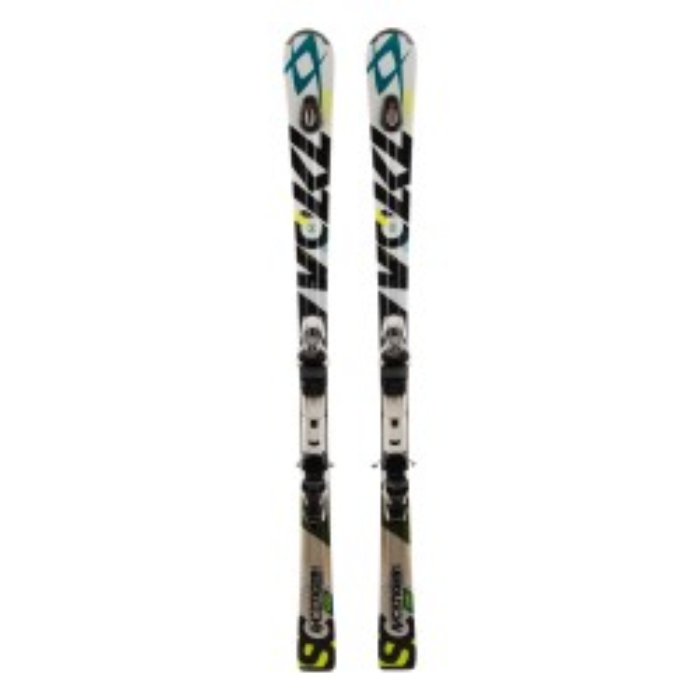 Ski Volkl racetiger SC UVO occasion + fixations