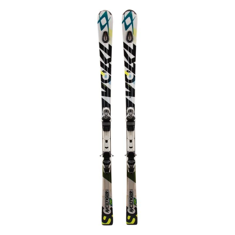 Ski Volkl racetiger SC UVO occasion Qualité B + fixations