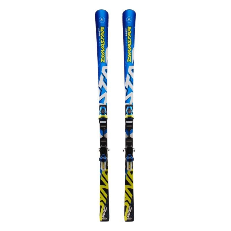 Ski verwendet Dynastar Speed Race World Cup + Bindungen