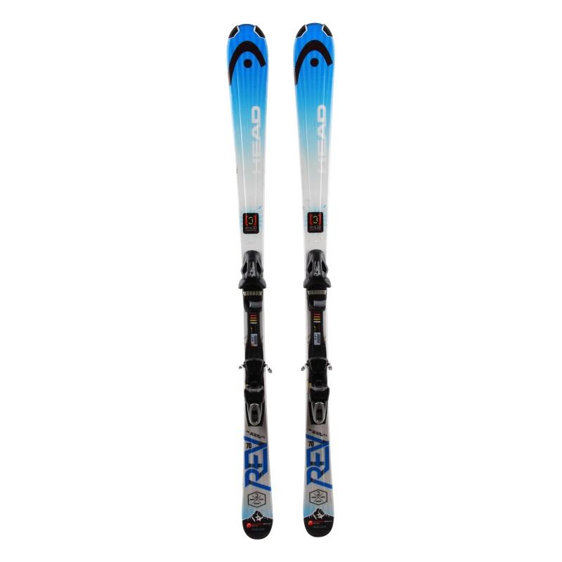 Ski Head Rev 70 pista azul + fijaciones