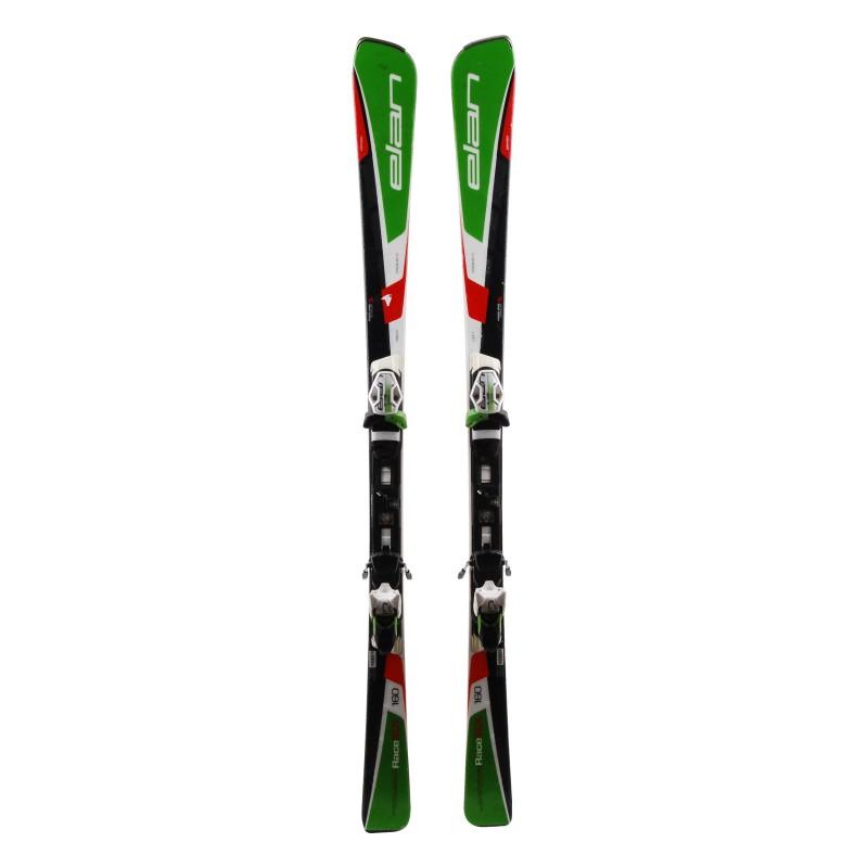 Ski Elan Race SLX occasion Qualité A + fixations