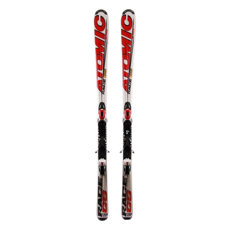 Ski Atomic Race Gs occasion Qualité A + Fixations