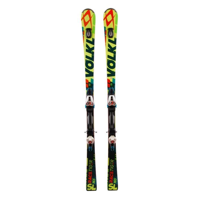 Ski Volkl racetiger Speedwall SL WC occasion