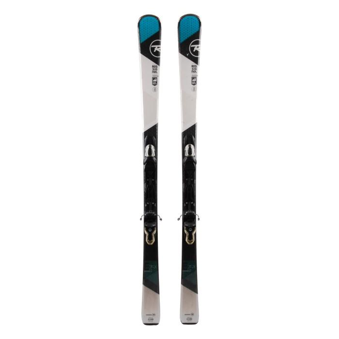 Ski Rossignol Experience 75X Anlass - Bindungen