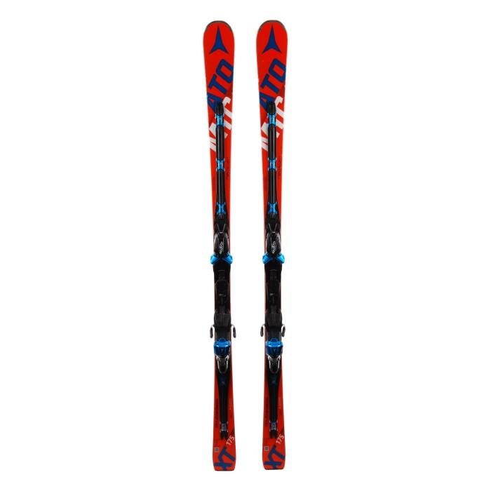 Ski Atomic Redster Doubledeck 3.0 XT used - bindings
