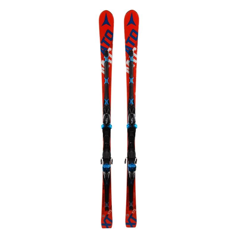 Ski Atomic Redster Doubledeck 3.0 XT occasion Qualité B + fixations