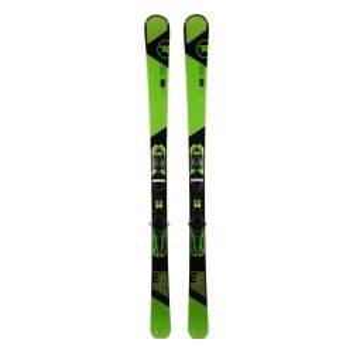 Ski Rossignol Experience 88 Basalt Anlass - Bindungen