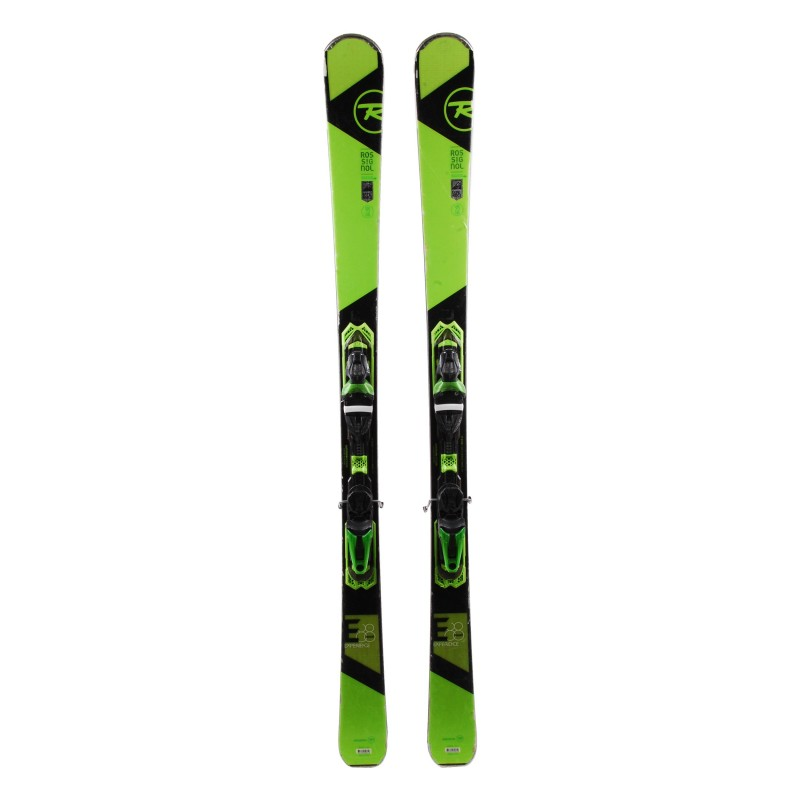 Ski Rossignol Experience 88 Basaltgrün + Bindung