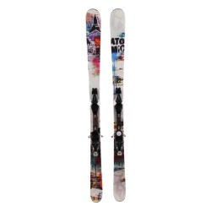 Ski Atomic Trooper occasion 2e choix + fixations