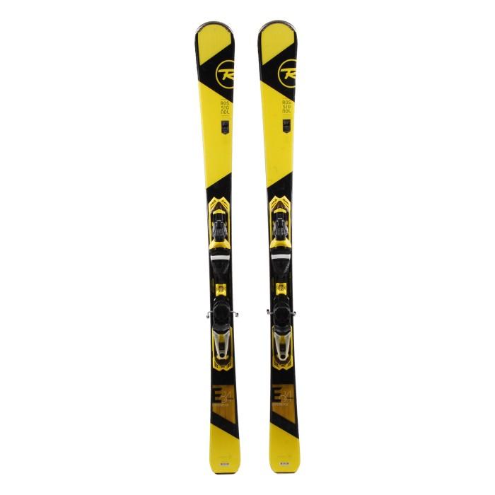 Ski Rossignol Experience 84 Ocasión de carbono - fijaciones