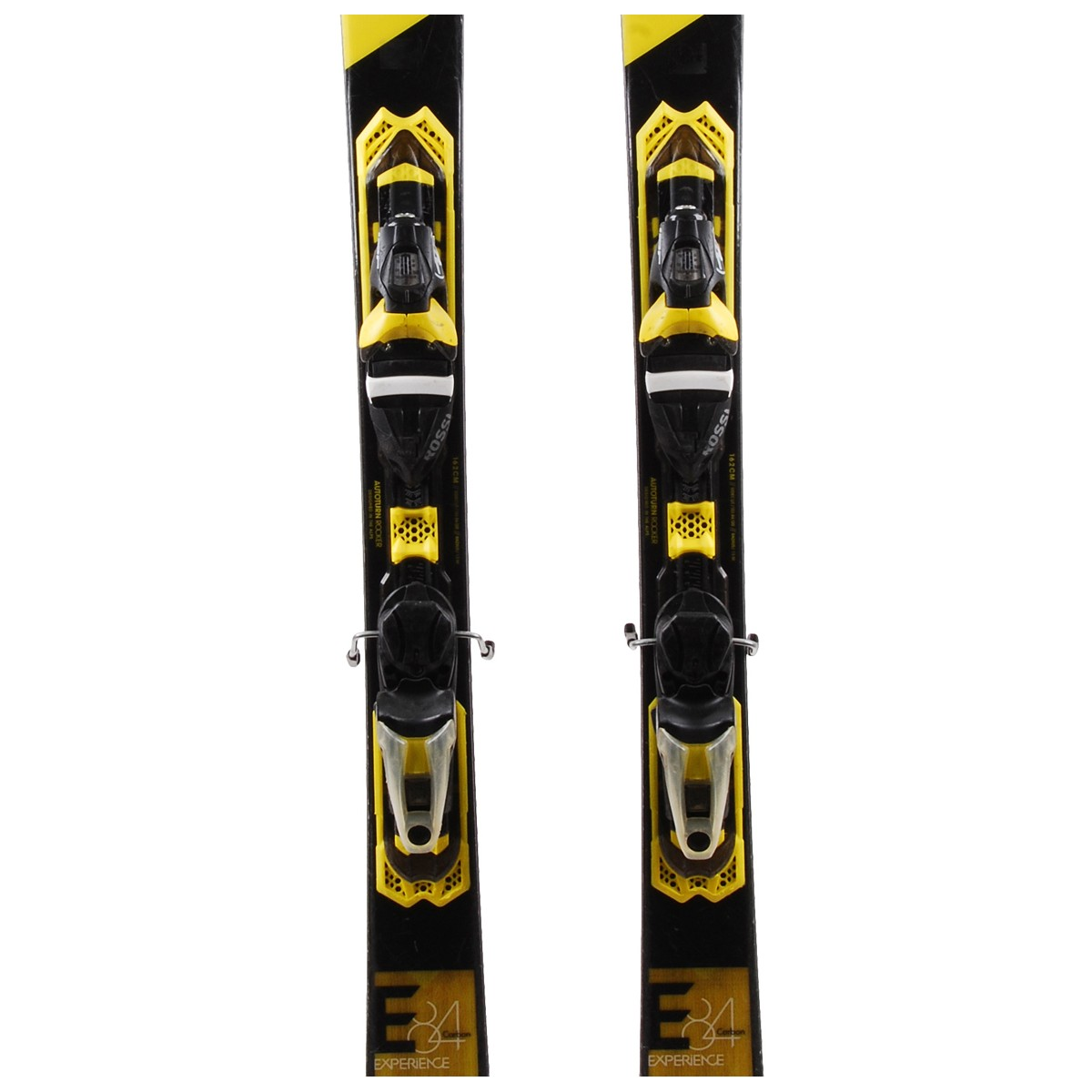 Ski-Rossignol-Experience-84-Carbon-occasion-fixations miniature 4