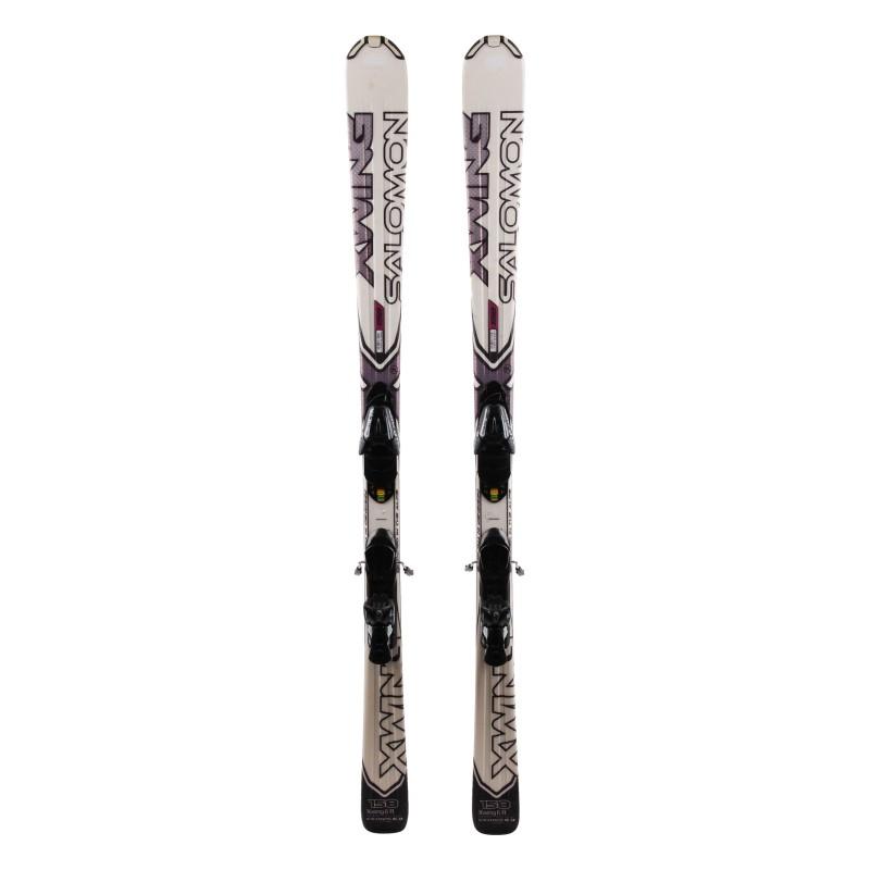 165 cm SALOMON X WING 6 All Mountain Ski mit Salomon Bindung