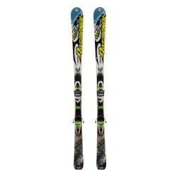 Ski Rossignol X Fight Sharpershooter occasion + fixations