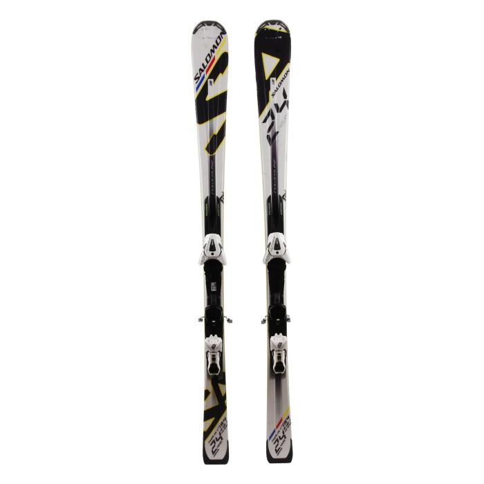 Ski Salomon 24 Stunden Gelegenheit - Befestigungen