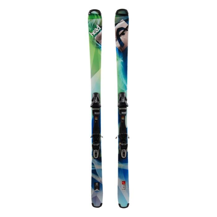 Ocasión de residuos de cabeza de esquí - fijaciones