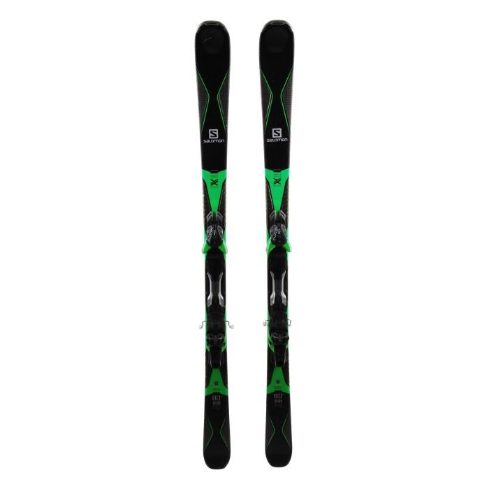 Ski Salomon X Drive 8.0 FS Gelegenheit - Befestigungen