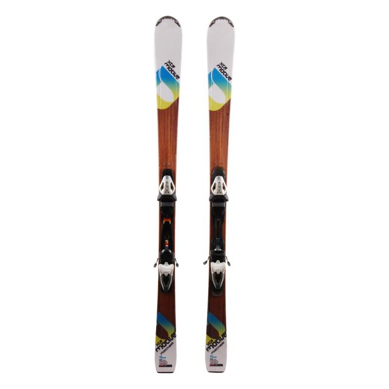 Ski Fischer XTR motive occasion Qualité A + Fixation