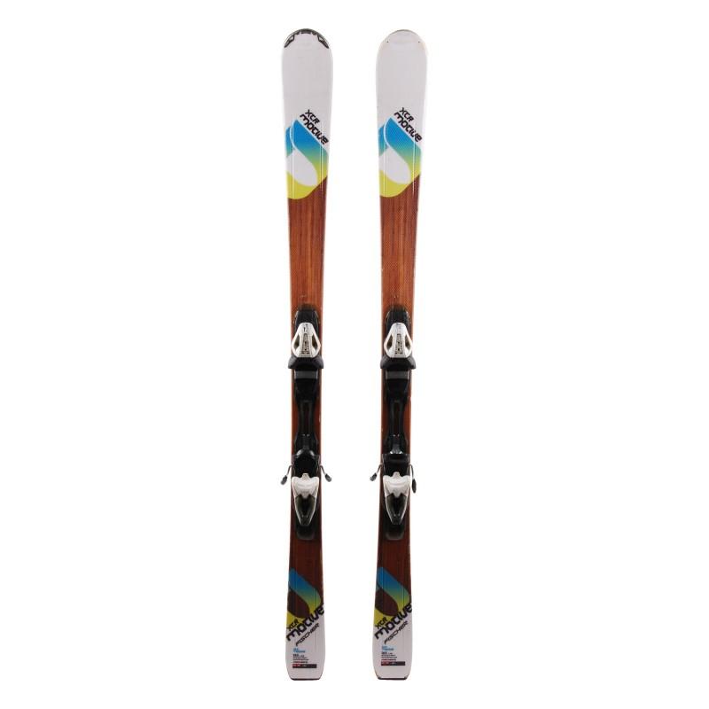 Ski used Fischer XTR motive + Fixation